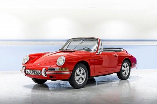 Porsche-901-Cabriolet