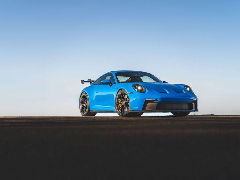 Porsche gt3 2022