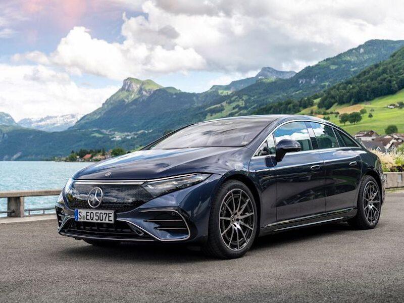 2022 EQS 580 4Matic Mercedes